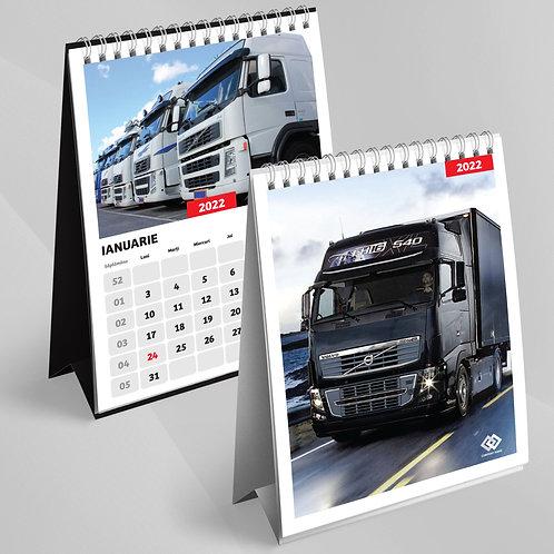Calendar Camioane - 26