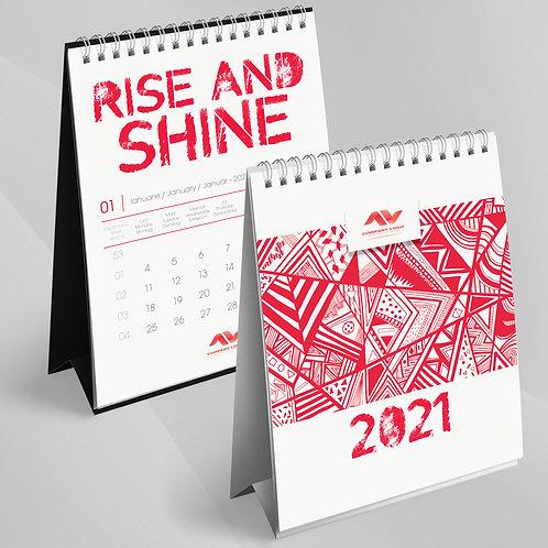 Calendar cu mesaje - 39