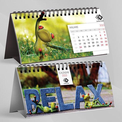 Calendar Happy Frog - 12