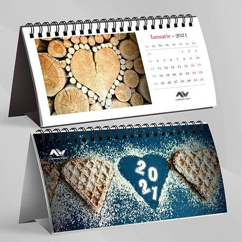 "Calendar ""Din Inima"" - 16"