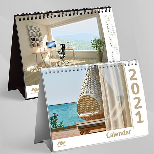 Calendar Design Interior - 49