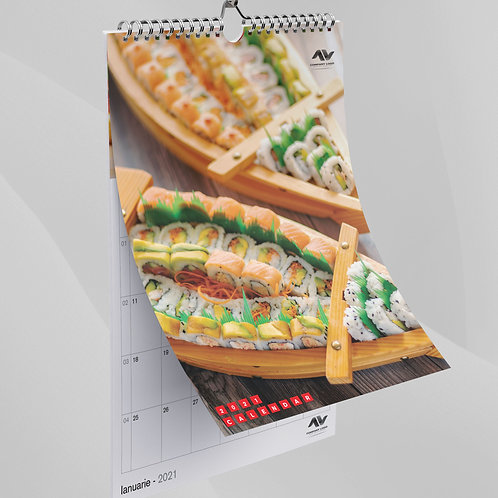 Calendar Food Planner - 87