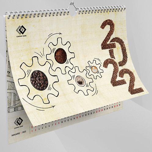 Calendar Cafea - 88