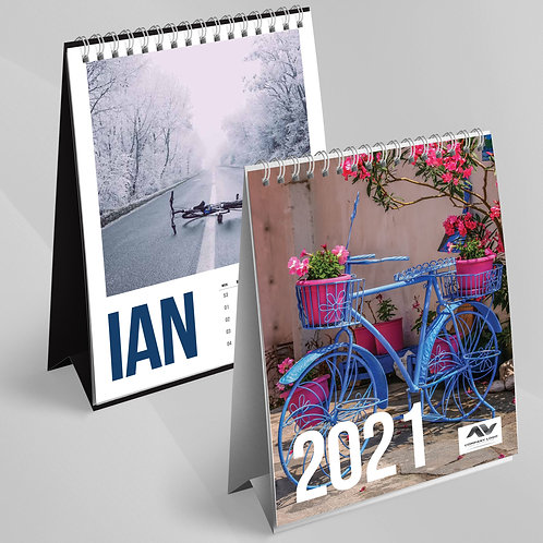 Calendar Biciclete - 31
