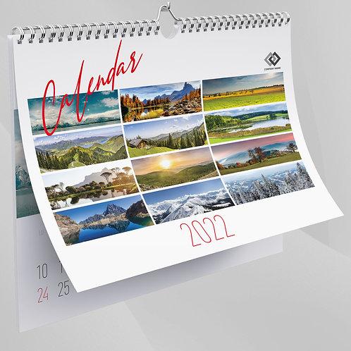 Calendar Peisaje - 82