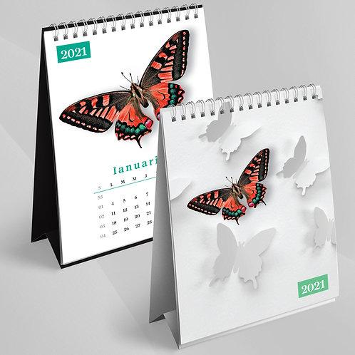 Calendar Fluturi - 40