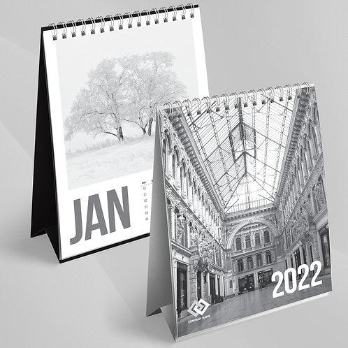 Calendar Alb Negru - 29