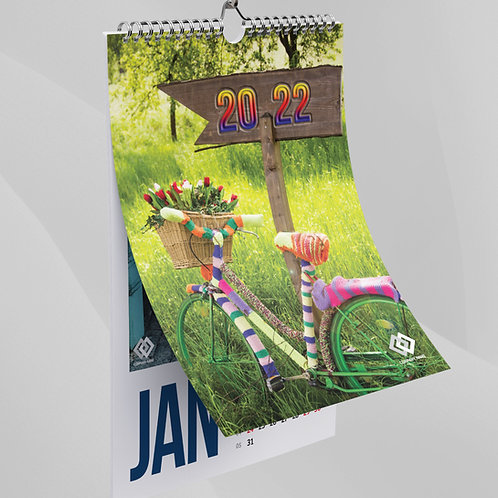 Calendar Biciclete - 72