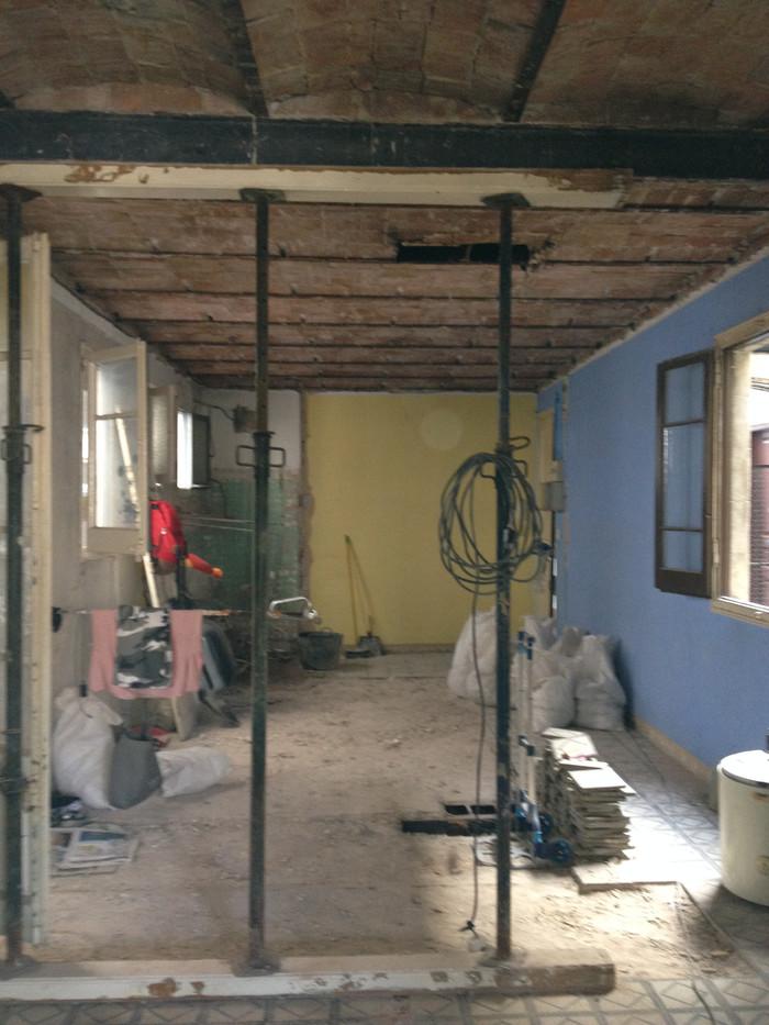Fase de obras - Demolición