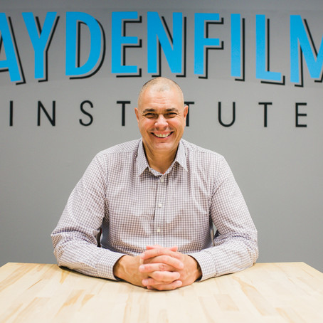 An Entrepreneur's story by             Hayden Craddolph