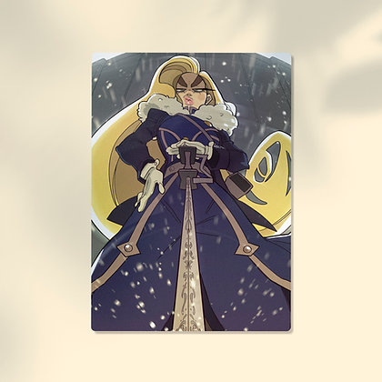 Olivier Armstrong Print