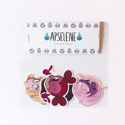 Steven Universe Sticker Pack