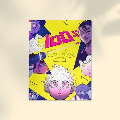 Mob Psycho II Print