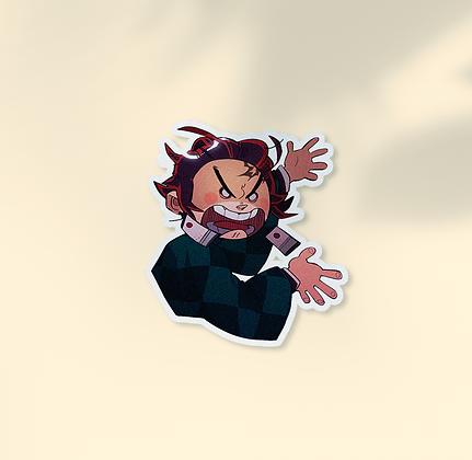 Tanjiro Sticker