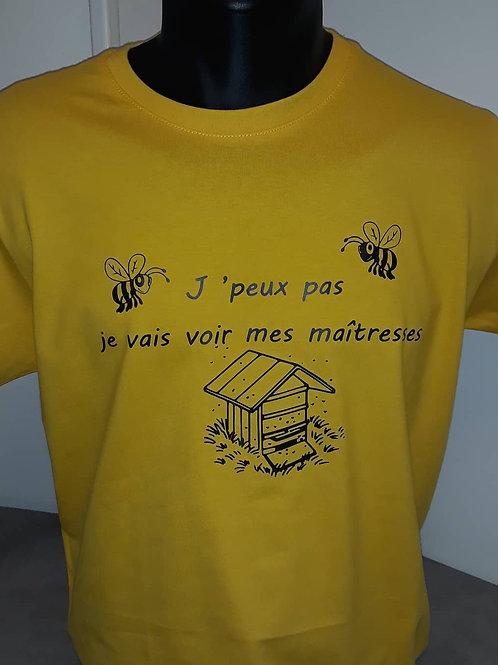 """Tee-shirt """"Apiculteur"""""""