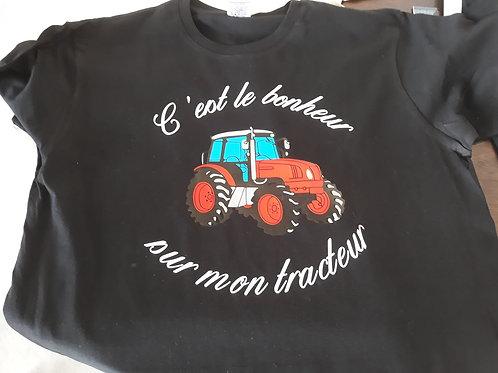 """Tee-shirt """"Tracteur"""""""