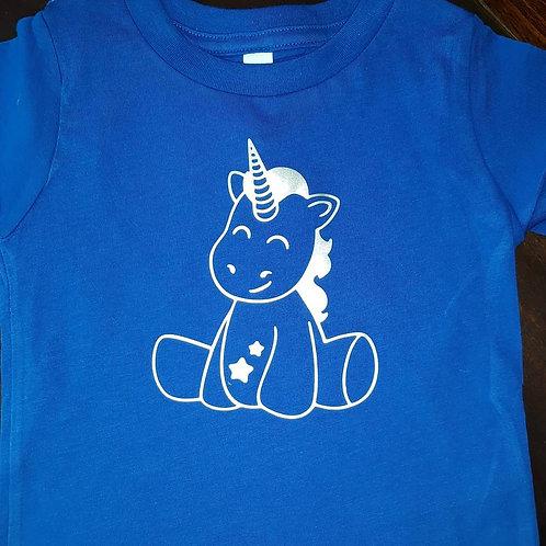 "Tee-shirt ""bébé licorne"""
