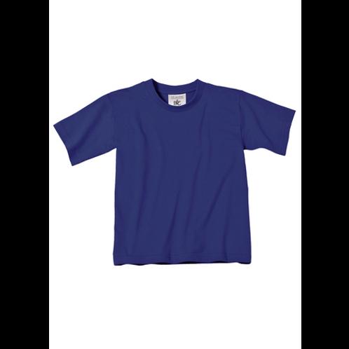 T-shirt col rond EXACT 190 Kids B&C