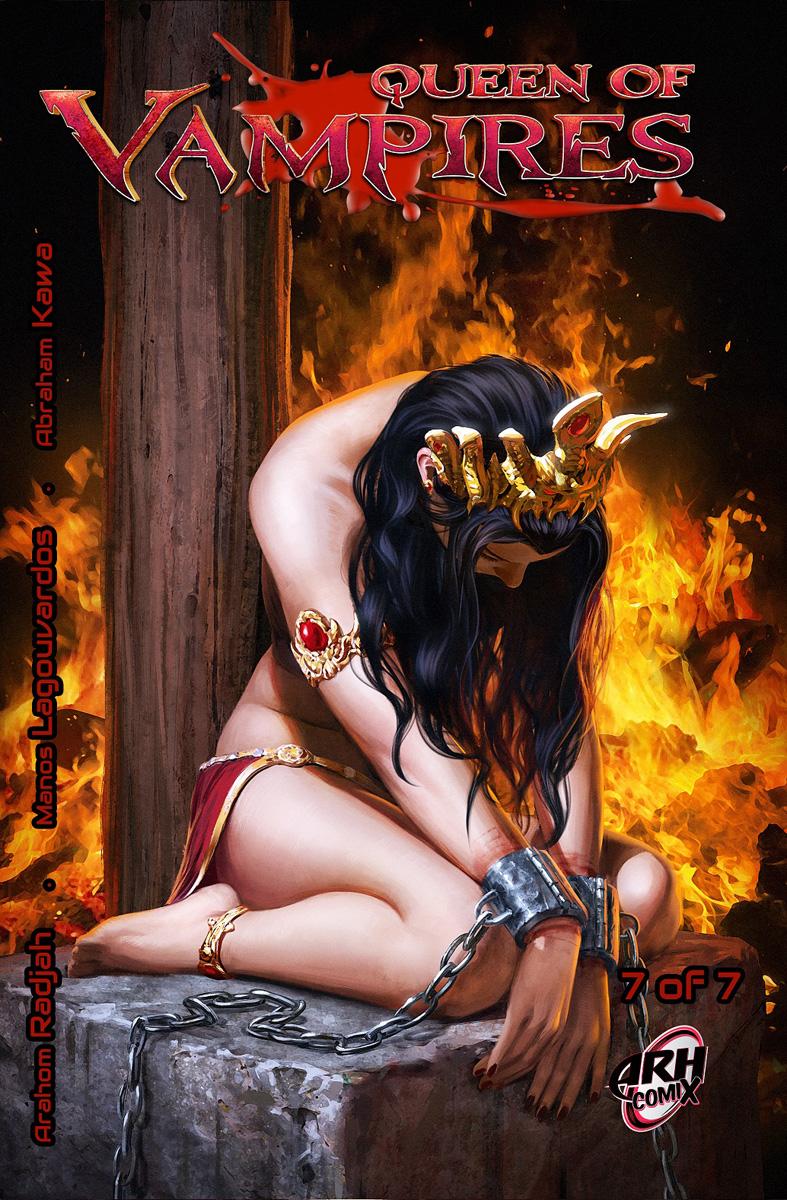 QUEEN OF VAMPIRES by ARH Studios
