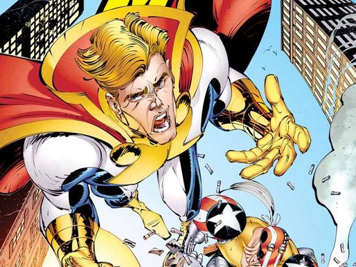 MIGHTY MAN one-shot by IMAGE COMICS