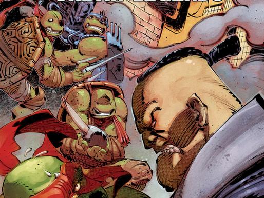 TMNT: URBAN LEGENDS #24 by IDW Publishing