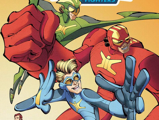 STRETCH ARMSTRONG #1 by IDW Publishing