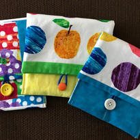 LIttle bags with closures