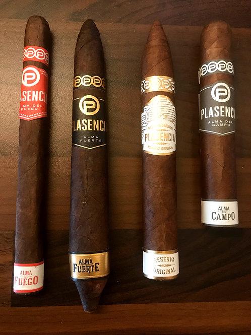 Brand of the month cigar sampler, Plasencia, September