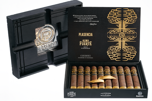 Plasencia Cigars Alma Fuerte Nestor IV Toro