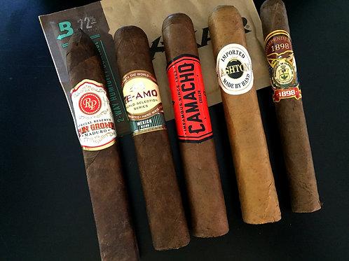 NWOC Around The World In 5 Cigars Sampler