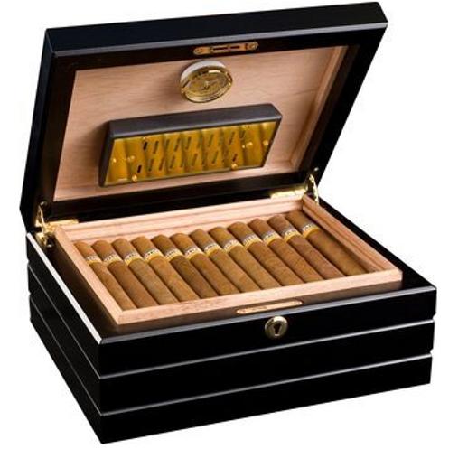 Adorini Firenze Deluxe Cigar Humidor 75ct