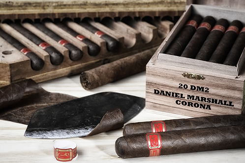Daniel Marshall Red Label Corona Cigars