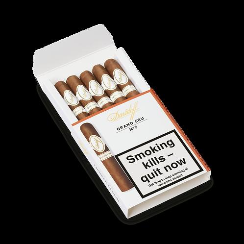 Davidoff Grand Cru No5 Cigars