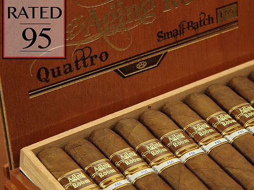 Aging Room F55 Quattro Stretto by Boutique Blends Cigars