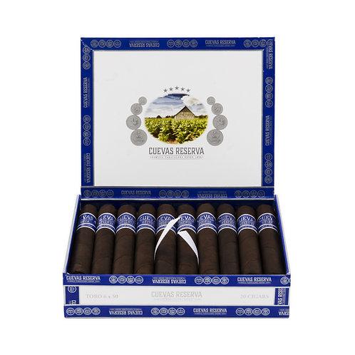 Casa Cuevas Reserva Maduro Robusto Cigars