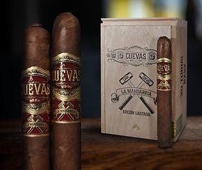 Casa Cuevas mandarria new world cigar do