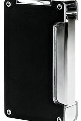 Adorini Single Jet Flame Cigar Lighter Black