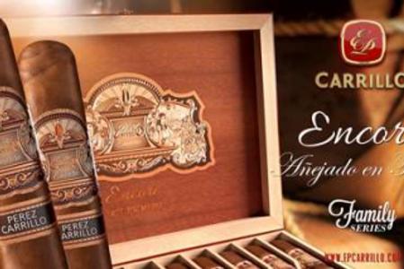 E.P. Carrillo Majestic Encore Cigar