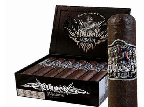 Gurkha Ghost Shadow Robusto Cigars
