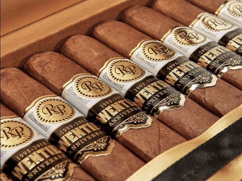 Cigar of the week 25/10 special offer Rocky Patel Twentieth Anniversary Robusto