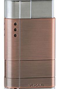 Xikar Cirro Single Jet Flame Lighter Bronze