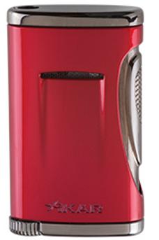 Xikar Xidris Cigar Lighter Red