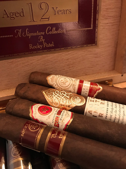 Rocky Patel Personal Favourites Cigar Sampler