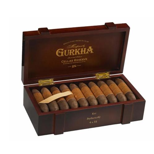 Gurkha Cellar Reserve Edition Especial Koi 18 Year Cigars