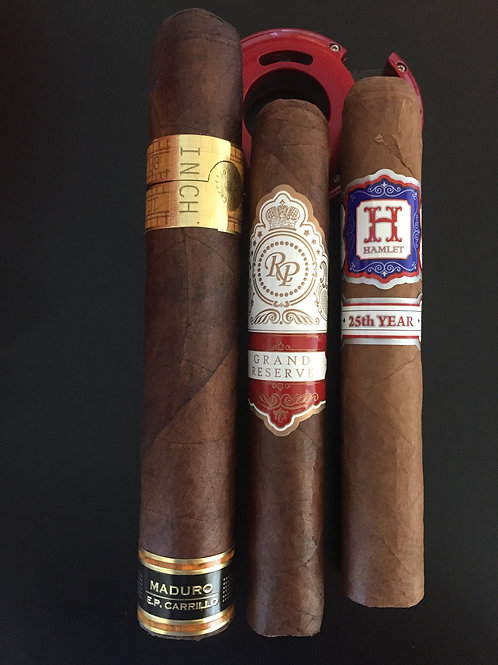 Is It Really That Big? Yes It Is! Cigar Sampler!