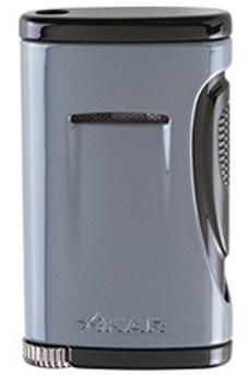 Xikar Xidris Cigar Lighter Gray