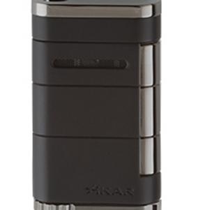 Xikar Allume Single Jet Flame Cigar Lighter Black