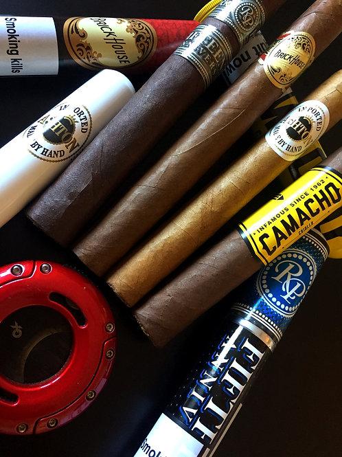 NWOC Tubed Cigar Sampler 2