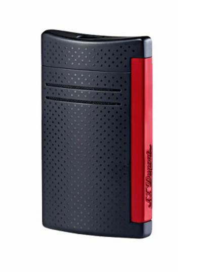ST Dupont Maxi Jet Cigar Lighter Black and Red