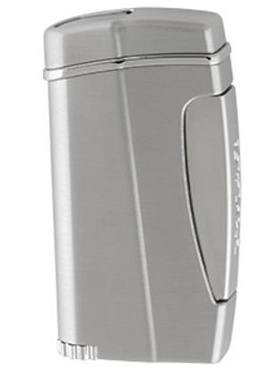 Xikar Executive II Single Flame Cigar Lighter Silver